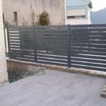 גדר-מאלומיניום