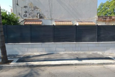 גדרות אלומיניום בקריית ביאליק