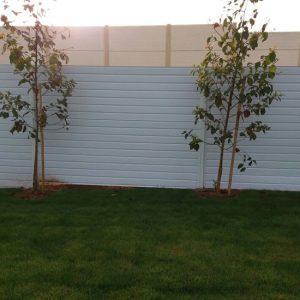 גדר לגינה דגם ענבר