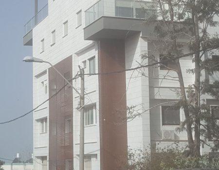 מסתורי כביסה לבניין דירות